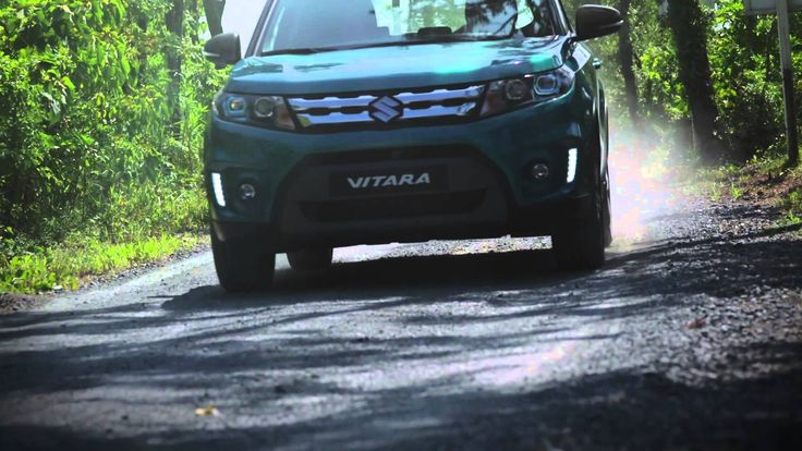 Suzuki New VITARA : Official Promotional Video