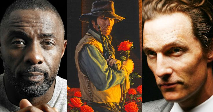 'The Dark Tower' Is Shooting Soon with Idris Elba & Matthew McConaughey -- Author Stephen King confirms that Idris Elba and Matthew McConaughey will star in 'The Dark Tower', offering new details. -- http://movieweb.com/dark-tower-production-start-idris-elba-matthew-mcconaughey/
