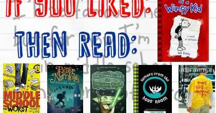 The Diary of a Wimpy Kid  has to be one of the most popular series in my library, especially for the boys. Many of them have read the entir...