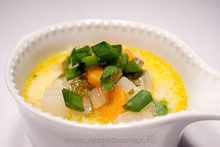 Karalábé leves ~ Receptműves