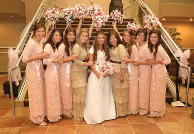 Duggar Family Blog: Updates and Pictures Jim Bob and Michelle Duggar 19 Kids and Counting TLC: Photos: Bridesmaid Jana Duggar