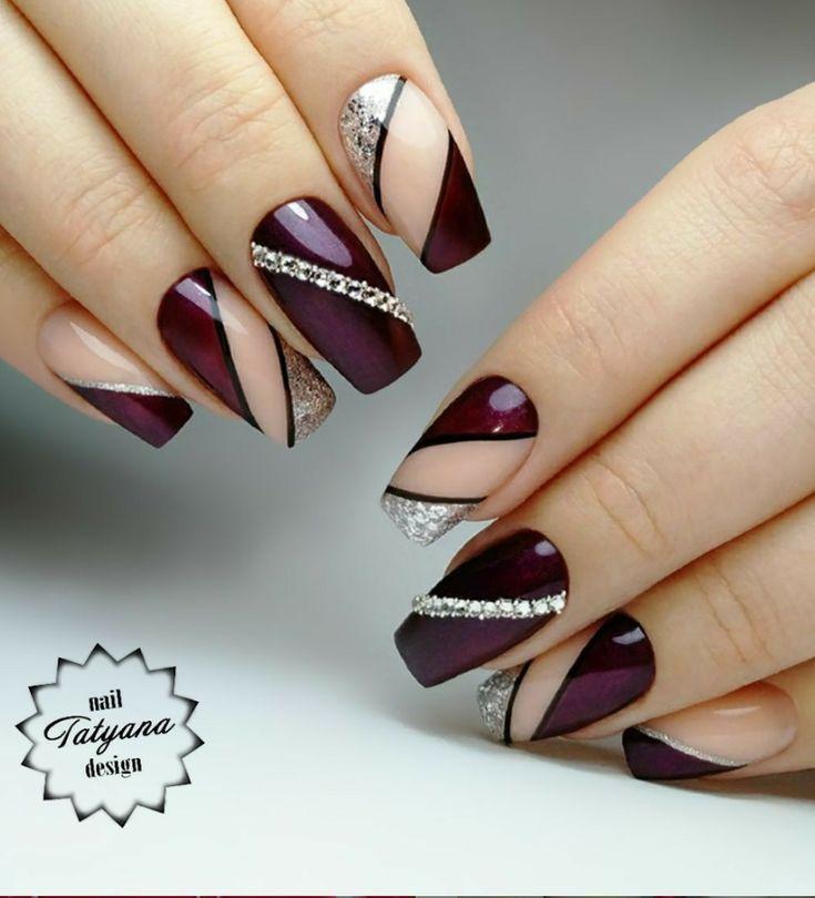 80+ Fabulous Natural Spring Acryl Square Nails Design für kurze Nägel zu Nail