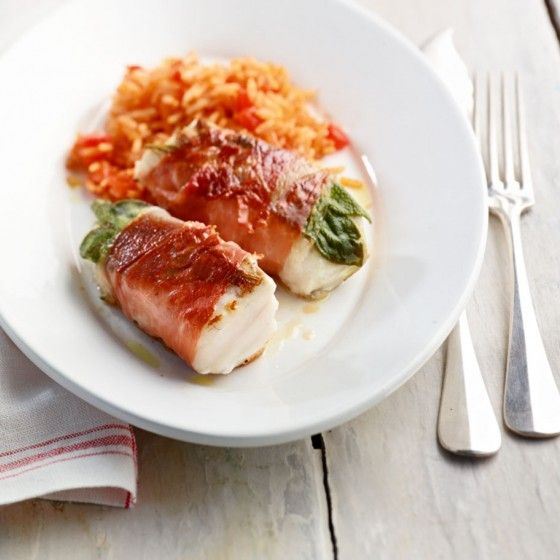 ESSEN & TRINKEN - Fisch-Saltimbocca Rezept