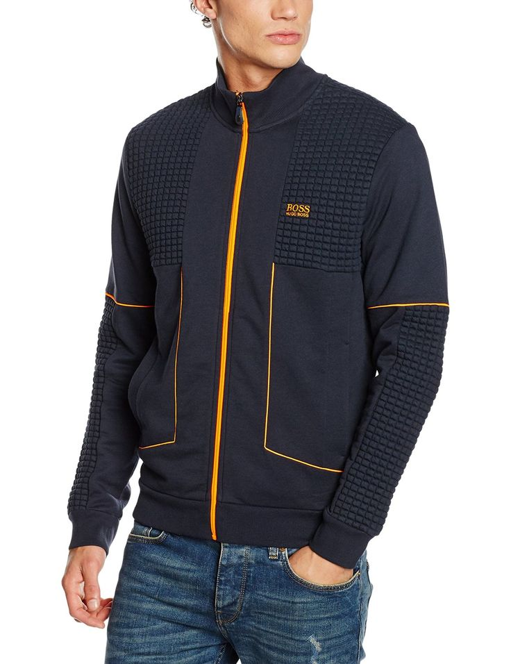 BOSS Green Herren Sweatshirt 50319070: Amazon.de: Bekleidung