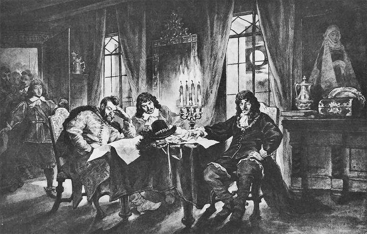 Skrzetuski przed królem w Toporowie 1886.