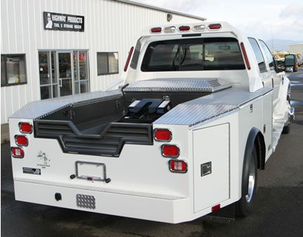 Pickup Truck Semi Tool Boxes Cab Guards Pickup Headache