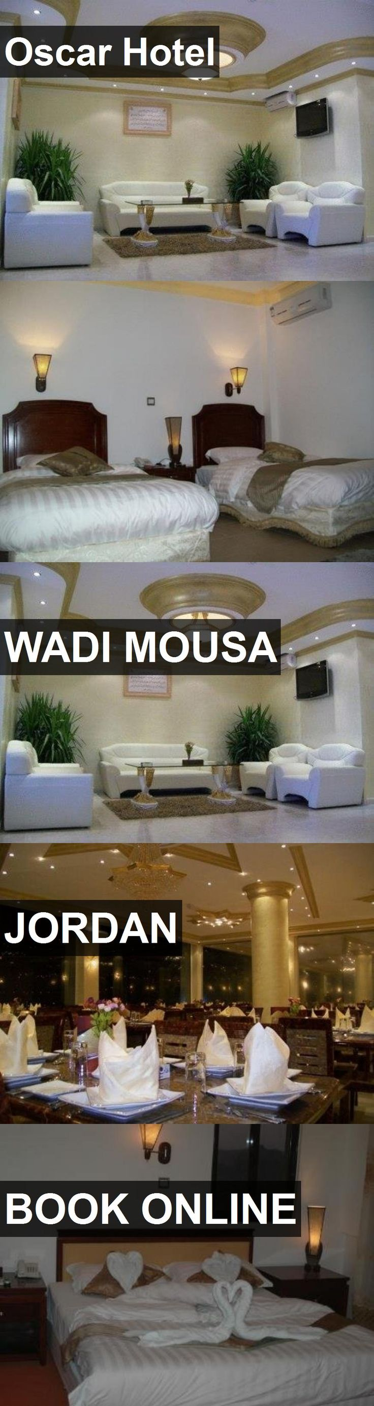 Oscar Hotel in Wadi Mousa, Jordan. For more information, photos, reviews and best prices please follow the link. #Jordan #WadiMousa #travel #vacation #hotel