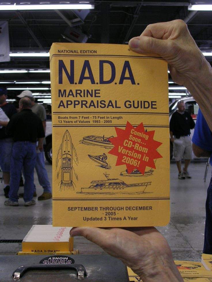 Nada Guide is known for providing price guides containing