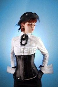 Tutorial costumi Burlesque: Come fare un Corsetto rinascimentale o vittoriano