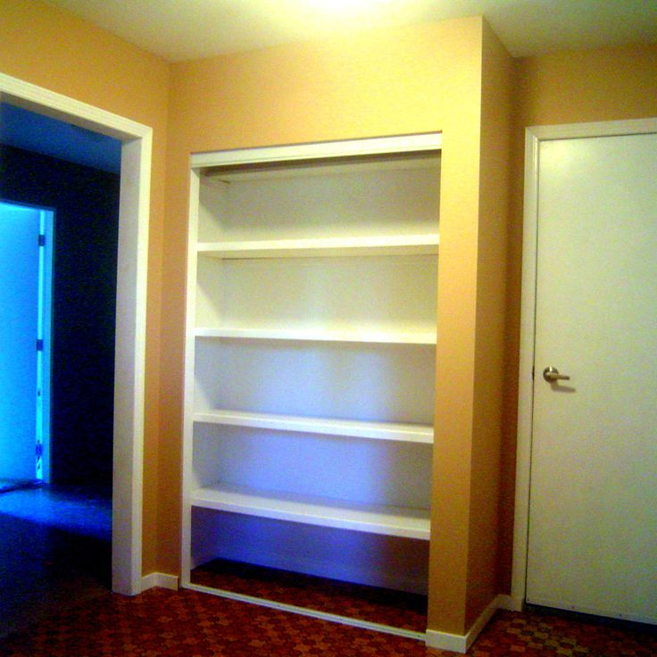 Built-in wardrobes are good inexpensive renovations that get you lots of additional storage space. They're pretty simple to build, and make a good project for someone wanting to develop their DIY skills. You'll get experience in how to frame a wall, how to put up drywall, how to plaster, and how to install a set of sliding doors. The whole project costs about $150, assuming you've got the required tools already. If you don't, what better excuse? The built-in wardrobe described here is…
