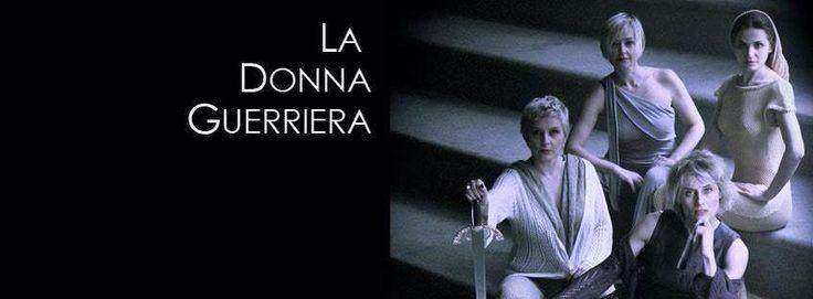 """Platea Medievale: """"La Donna Guerriera"""" in scena a Roma"""