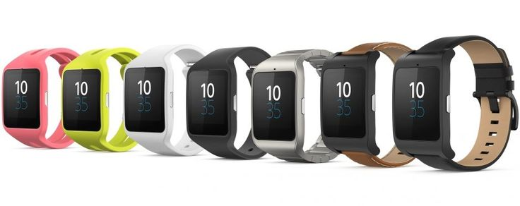 Sony SmartWatch 3. Ceas Android Wear.