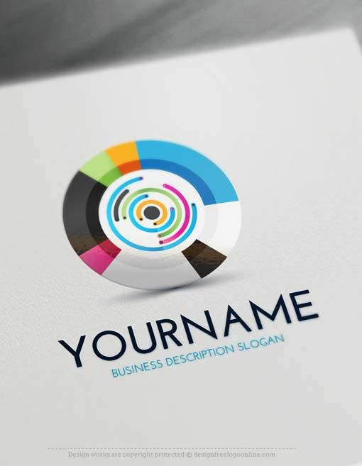View All 3D Logo Designs Design Free 3D Logo Template Ready madeOnline 3D Target logo template decorated with an imageof a Target goal. This professional logos excellent forconsulting, management, computers, High Tech etc.  How to createyour own3D Target Logo designs with the best online logo Creator? 1- Easily customize this brand yourself with our free3DLogo