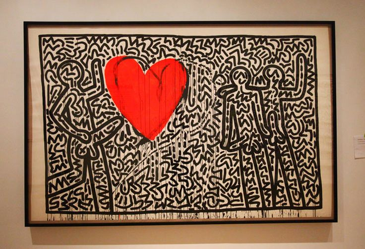 Keith Harring 1978-1982 at The Brooklyn Museum. Need to get to NYC.
