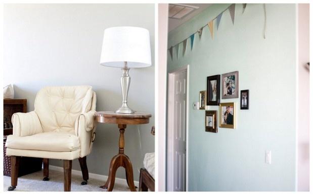 love the mint paint: Mint Paintings