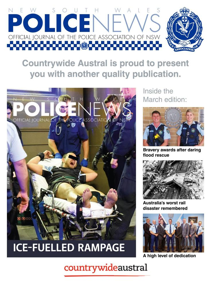 Police News March 2017