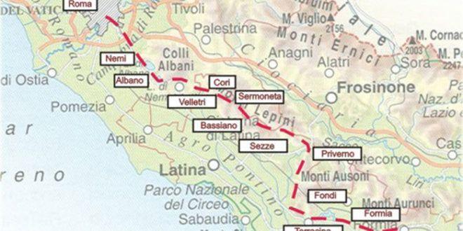Via Francigena: prosegue il lavoro del club UNESCO di Latina