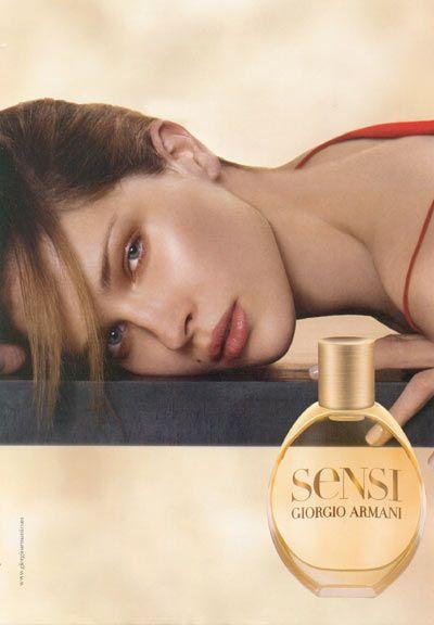 Seductora, sensual: Eres apasionada, sensual, romántica, soñadora y cautivadora. Opta por los perfumes florales y frutales, cálidos, de aromas dulces, que reflejarán espléndidamente tus emociones. Seguramente hallarás tu fragancia favorita en alguna composición amaderada, con notas de ámbar o almizcle, que exhalan misterio y pasión. Sugerencias: Deep Red de Hugo Boss, Sensi de Giorgio Armani, Night de Emporio Armani.