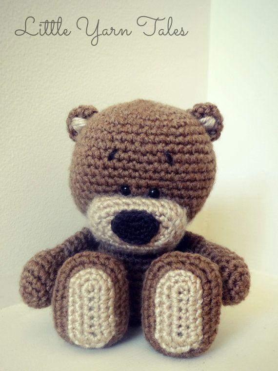Amigurumi To Go Valentine Bear : 64 best images about navody na zak?penie on Pinterest ...