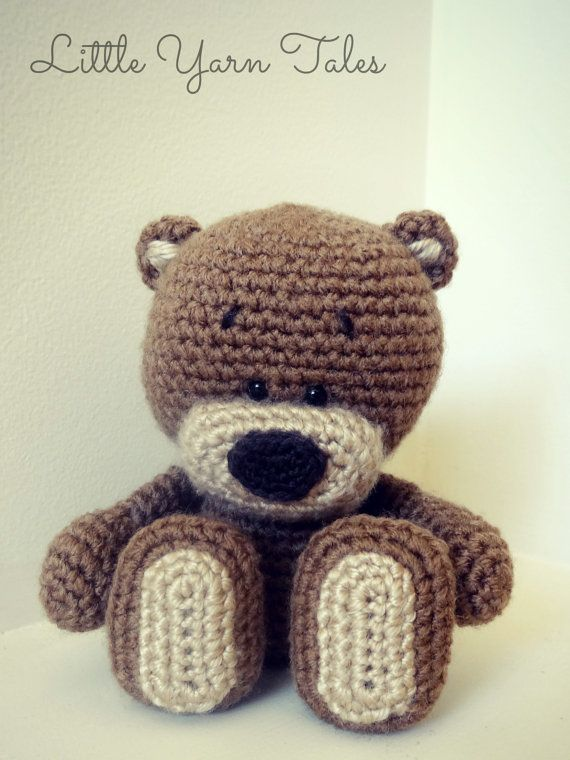 Amigurumi Valentine Teddy Bear Part Two : 17 Best images about navody na zak?penie on Pinterest ...