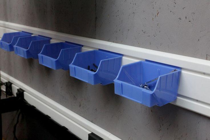 Пластиковые контейнеры для хранения инструментов: купить в Москве | интернет-магазин Гаррус