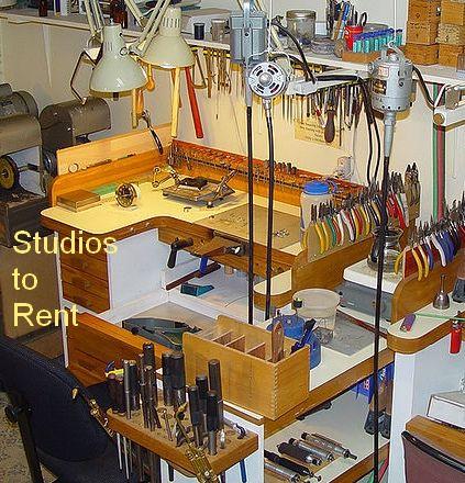 Jewellery Studio to Rent
