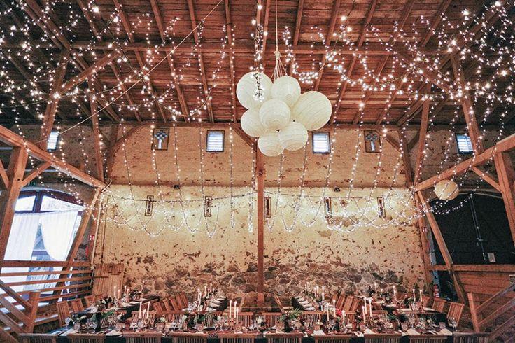 #Hochzeitslocation: Gartenglück Wegendorf #Hochzeit #Scheune #Location