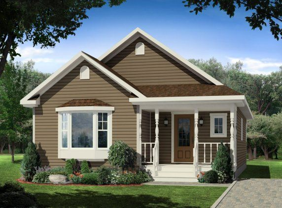 Bonneville homes pre engineered home cute houses for Pre engineered houses