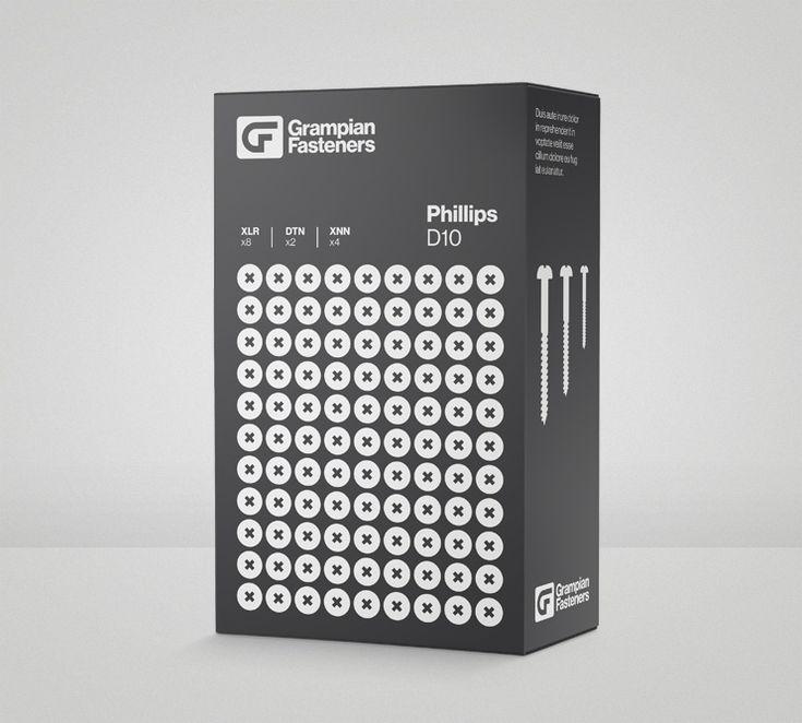 Screw Packaging by Colin Bennett