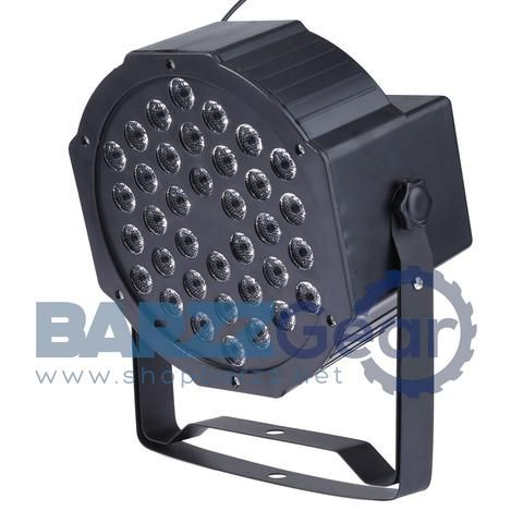 LED Stage Lighting Effect Master-Slave Flat for DJ Disco Party