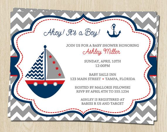 32 best images about ryan and ashley on pinterest | digital, Baby shower invitations
