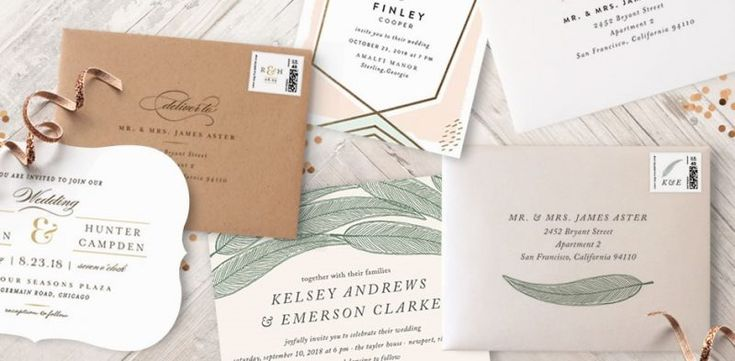 Bride Vendors WedSites Rings Planning Offbeat Bride Home & Life  Search  Going postal: Don't make these 5 mistakes when addressing your wedding invitations