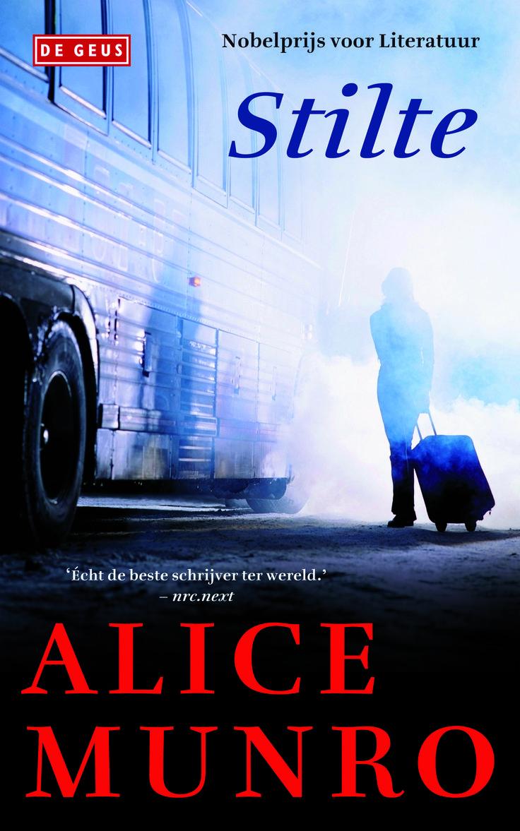 Stilte Van Alice Munro Is Op 2 Juni 2014 Uitgebracht