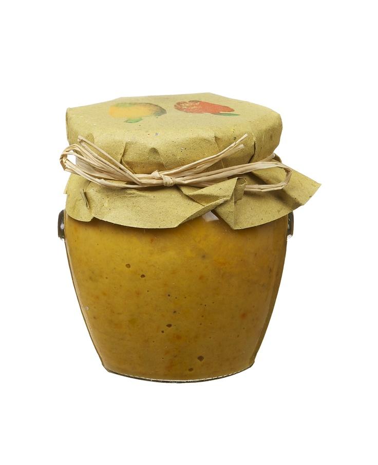 Crema di peperoni - Peppers cream. Olivodoro