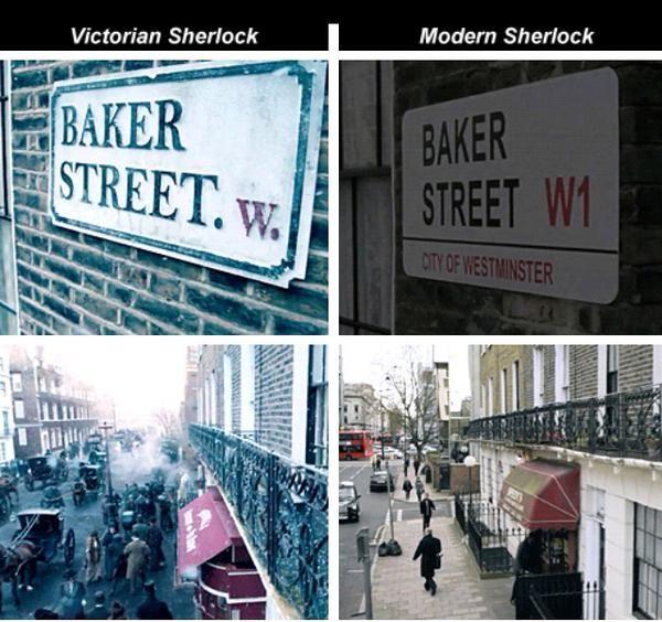 Modern Sherlock versus Victorian Sherlock