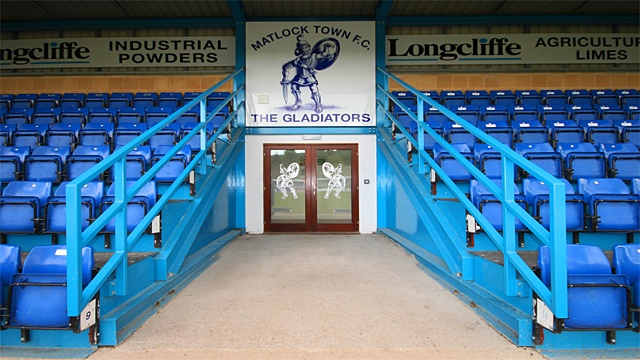 The official website of Matlock Town FC
