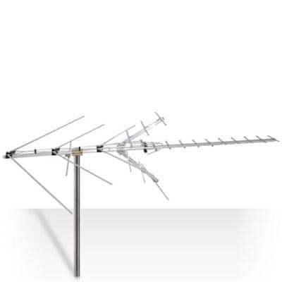 Channel Master - Cm2018 - Outdoor Hdtv Antenna 60M, Clear