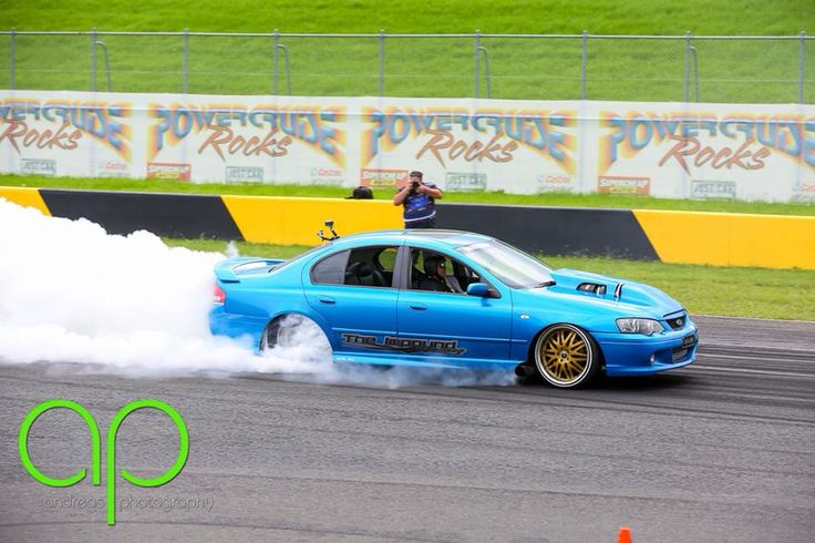 1200hp Xr6 Turbo Ford Falcon Powerskid Aussie Muscle Cars Ford