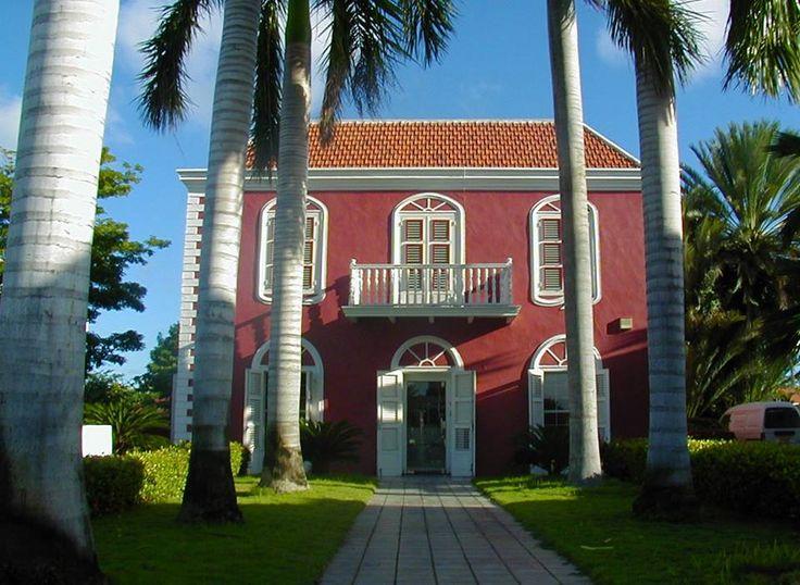 Grote en kleine landhuizen op ons Dushi Curacao
