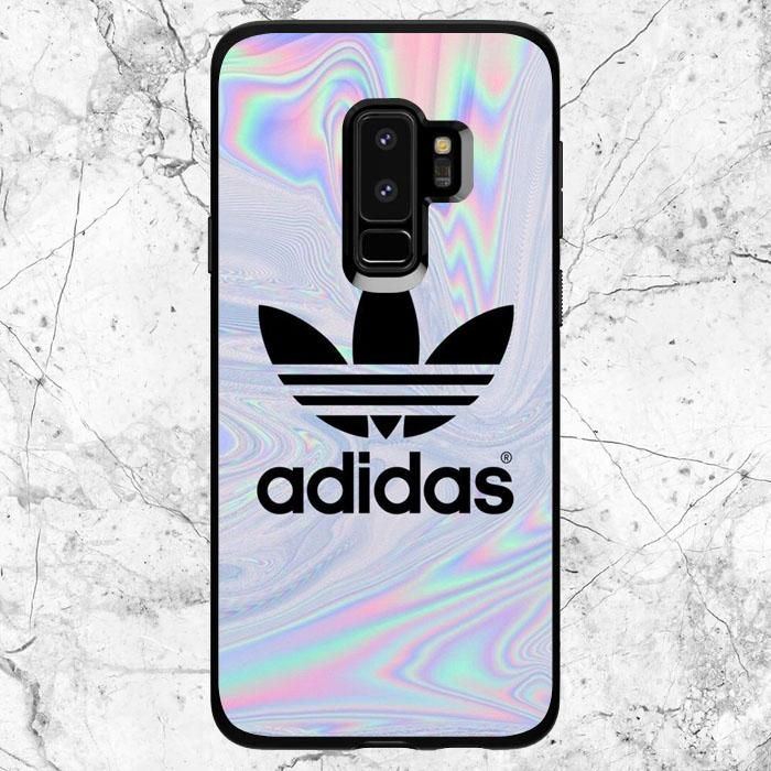 official photos ad444 8b1bf Adidas Holo Samsung Galaxy S9 Case | cute cases in 2019 | Samsung ...