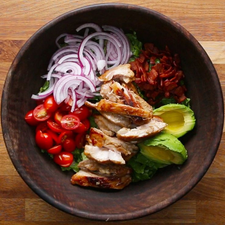 """Tasty on Twitter: """"This honey mustard chicken salad is perfect for an easy summer lunch 😋! / / FULL RECIPE: https://t.co/QaUCVFggIu https://t.co/0QwhPzvsFg"""""""