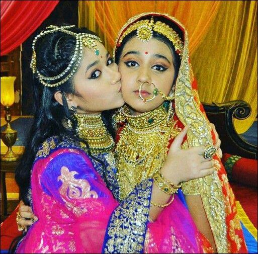 Roshni walia and jannat zubair