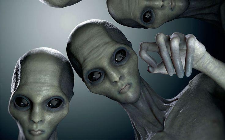 Cunoașteți un singur om care să nu fi auzit despre extratereștri? Dar cunoașteți vreunul care a și văzut sau întâlnit extratereștri? Deci...