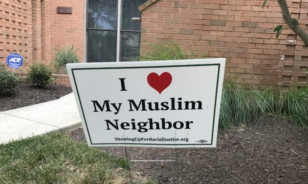 """Allen West: This sign I just saw in DC takes the cake for """"virtue signaling"""" - Allen West Republic"""