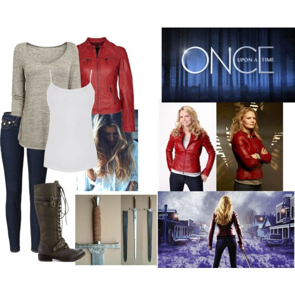 Emma Swan, Once Upon a Time I just really want this whole outfit