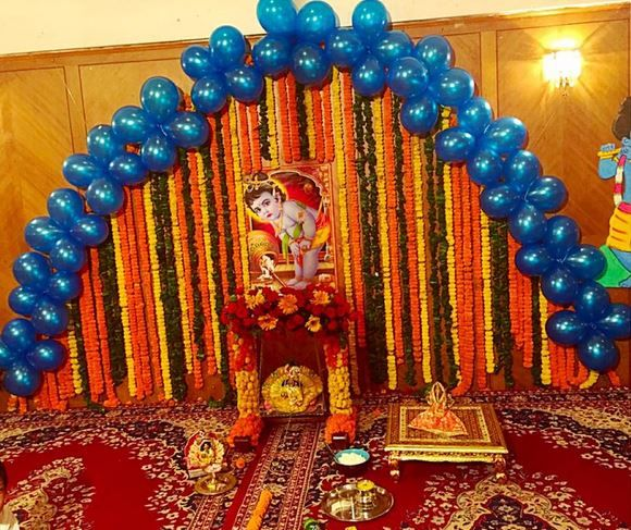 Janmashtami home decorating ideas
