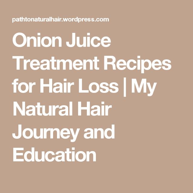 natural hair loss treatment essay Hair loss comprehensive overview covers causes, symptoms and treatments.