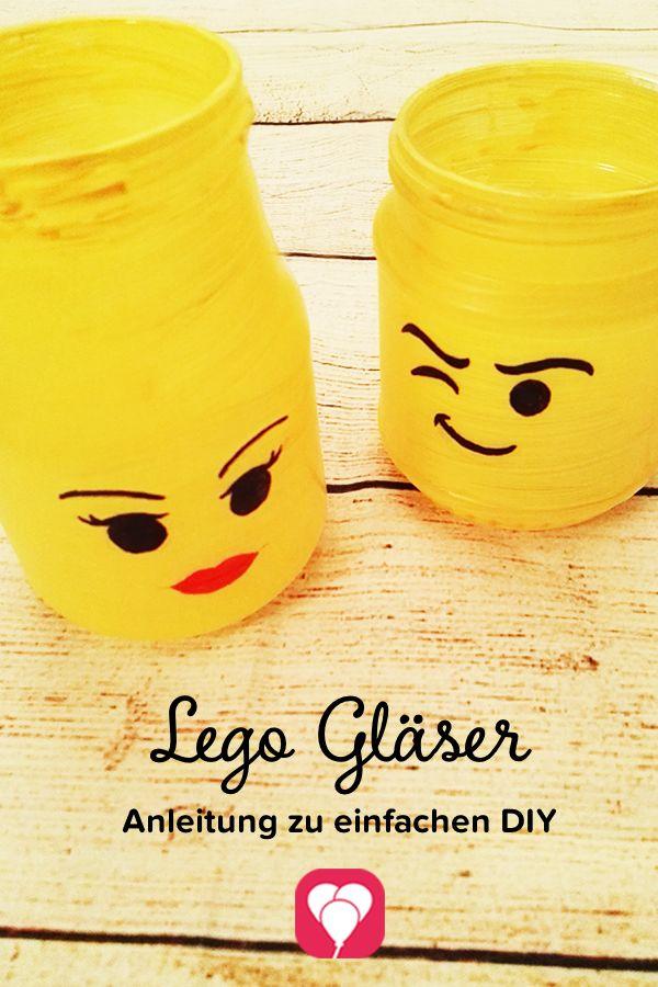 Weitere Tolle Ideen Für Den Nächsten Lego Kindergeburtstag   Von Der  Einladung über Die Deko Bis ...
