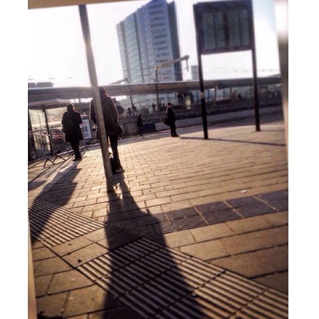 Hope this isnt goodbye yet..havent enjoyed your company  enough. Come Back! I have time now 😞🙋 #sun #bestfriend #neglected #sundown #whenseptemberends  #sunbeams #sunlight #sunset #shadow #contrast #waiting #warm #station #busstation #brightness #urban #ontheroad #silhouette #wanderlust #view #travelstories #skyporn #clouds #summernights #skyline