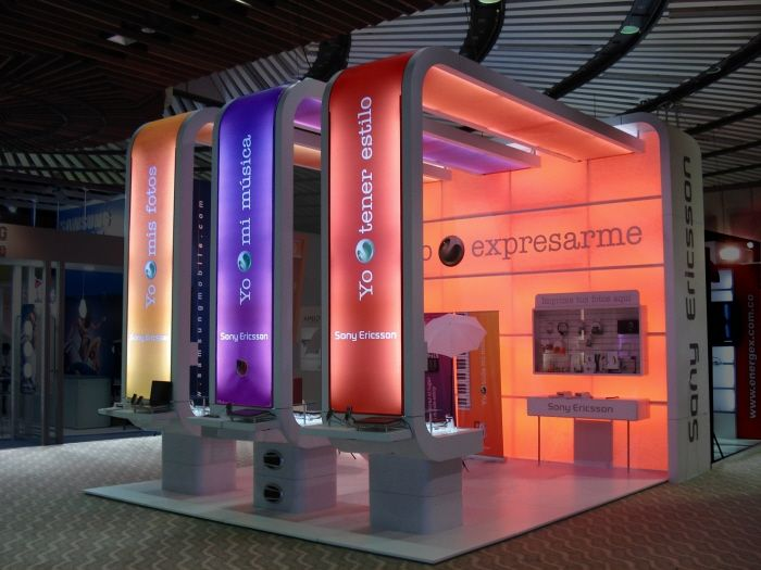 Exhibition Stand Design Sample : Best images about great exhibit design examples on